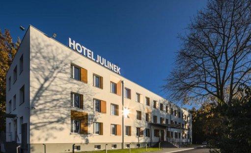 Hotel *** Hotel Julinek *** i Duża Arena / 0