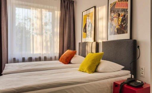 Hotel *** Hotel Julinek *** i Duża Arena / 15