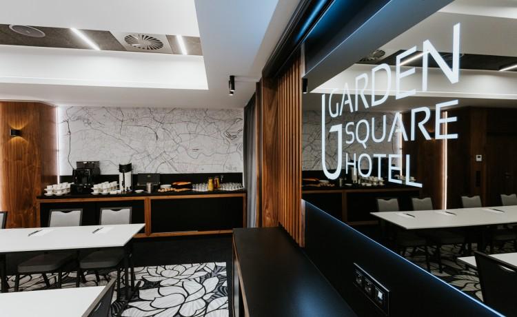 Hotel **** Garden Square Hotel / 5
