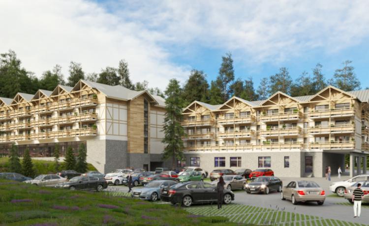 Hotel ***** Platinum Mountain Resort & SPA / 3