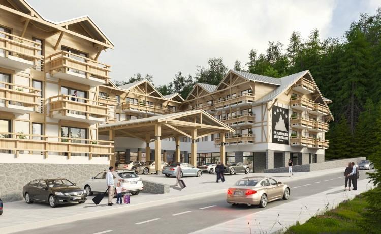 Hotel ***** Platinum Mountain Resort & SPA / 1