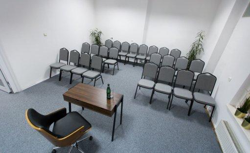 Sala szkoleniowa Krakowski Coworking / 1