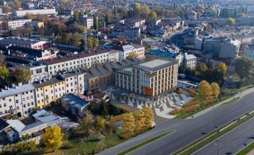 Obiekt w budowie Hotel Moxy Lublin / 0