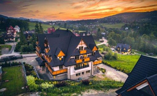 Hotel **** Rezydencja Korona Tatr **** / 1
