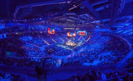 Hala sportowa/stadion Arena Gliwice / 2
