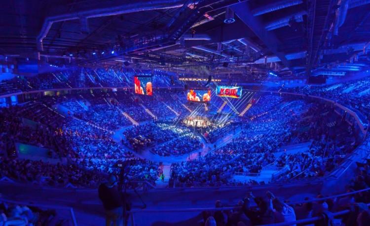 Hala sportowa/stadion Arena Gliwice / 10