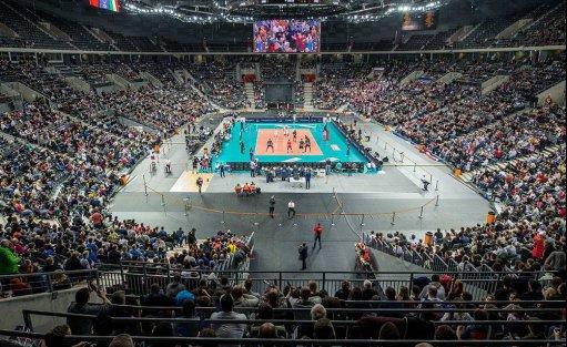 Hala sportowa/stadion Arena Gliwice / 4
