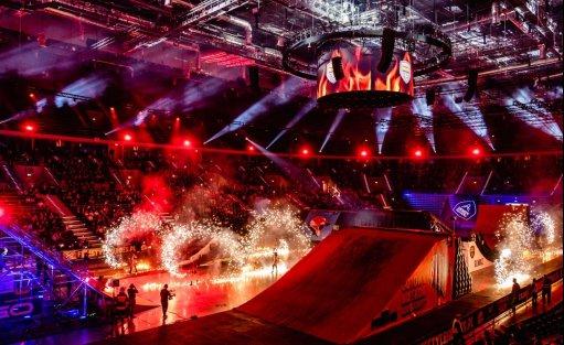 Hala sportowa/stadion Arena Gliwice / 5