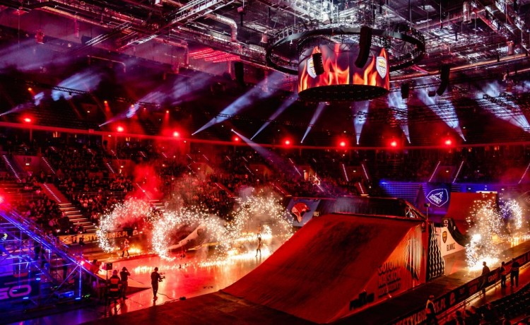 Hala sportowa/stadion Arena Gliwice / 13