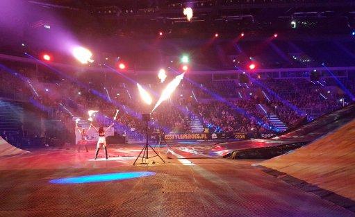 Hala sportowa/stadion Arena Gliwice / 6