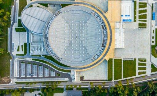 Hala sportowa/stadion Arena Gliwice / 0