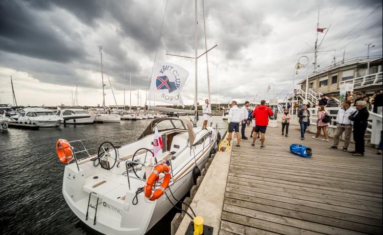 Sala konferencyjna Yacht Club Sopot / 4
