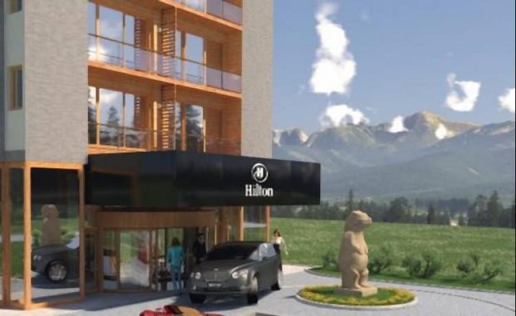 Obiekt w budowie Zakopane Mountain Resort / 1