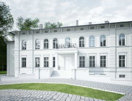 Pałac Dąbrówka