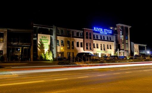 Hotel SPA River Style Hotel & SPA / 5
