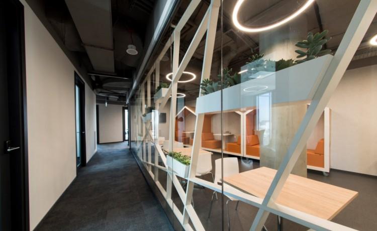 Centrum szkoleniowo-konferencyjne Centrum biznesowe Equator IV / 5