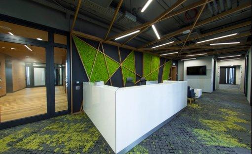 Centrum szkoleniowo-konferencyjne Centrum biznesowe Equator IV / 3