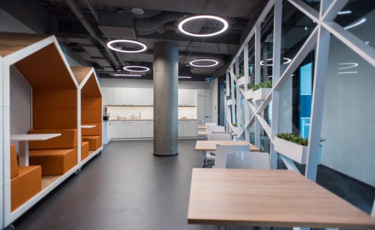 Centrum szkoleniowo-konferencyjne Centrum biznesowe Equator IV / 14