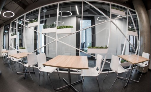 Centrum szkoleniowo-konferencyjne Centrum biznesowe Equator IV / 16