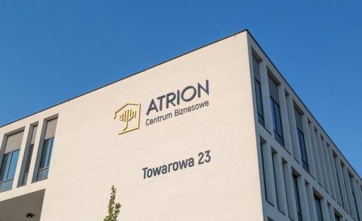 Centrum szkoleniowo-konferencyjne Centrum Biznesowe Atrion / 1
