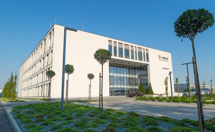 Centrum szkoleniowo-konferencyjne Centrum Biznesowe Atrion / 0