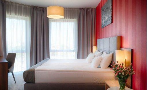 Hotel **** Focus Hotel Premium Gdańsk / 1