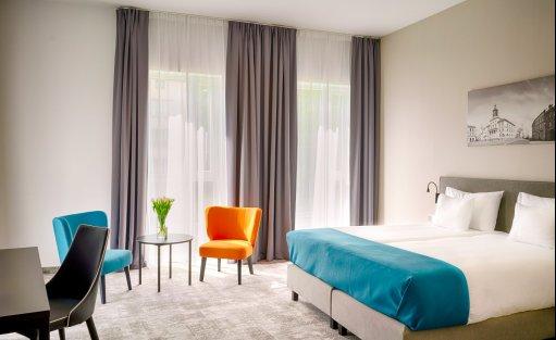 Hotel **** Focus Hotel Premium Lublin / 2