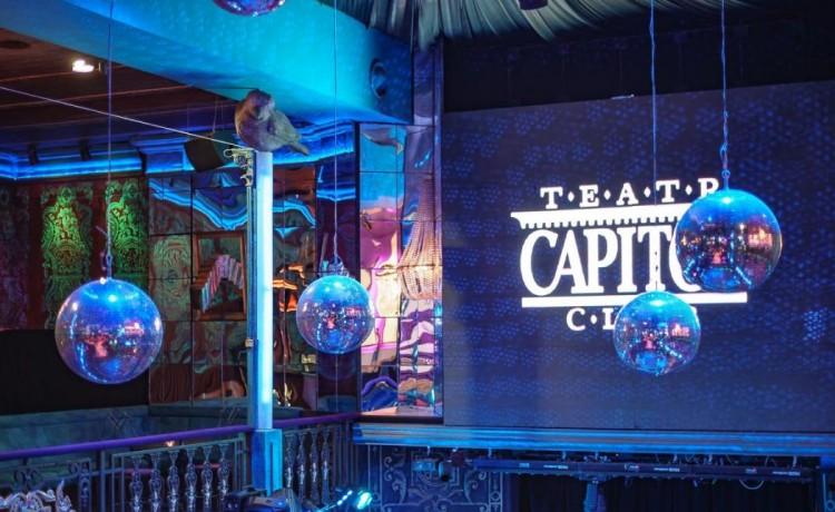 Teatr/kino Teatr Capitol Warszawa / 1