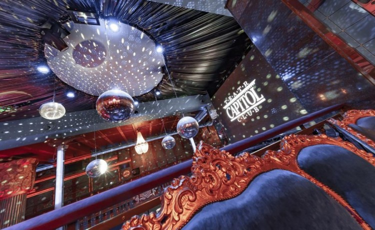 Teatr/kino Teatr Capitol Warszawa / 3