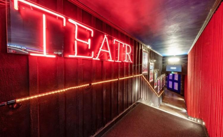 Teatr/kino Teatr Capitol Warszawa / 0