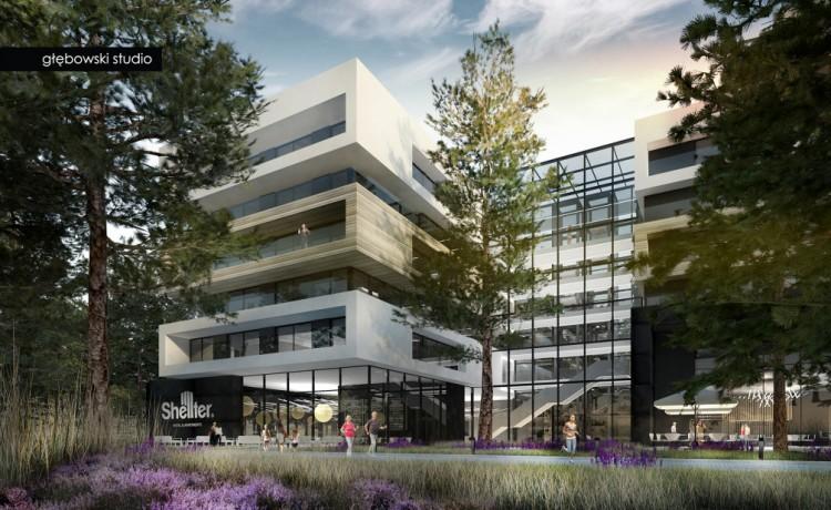 Obiekt w budowie Shellter Hotel & Apartments / 0