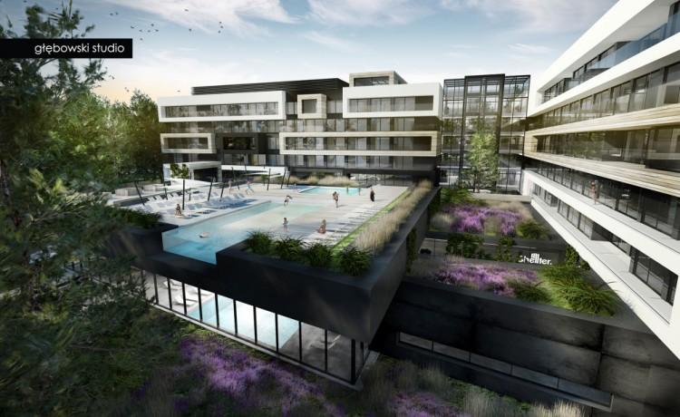 Obiekt w budowie Shellter Hotel & Apartments / 1