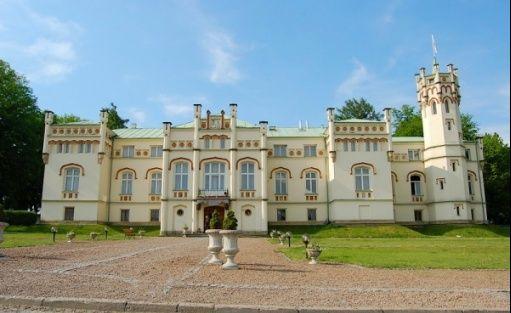zdjęcie obiektu, Pałac w Paszkówce, Kraków