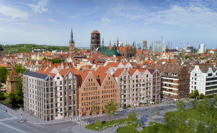 Obiekt w budowie Renaissance Gdańsk Hotel / 1