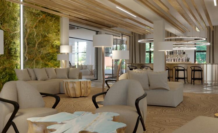 Obiekt w budowie Radisson Blu Resort Ostroda Mazury Lakes / 1