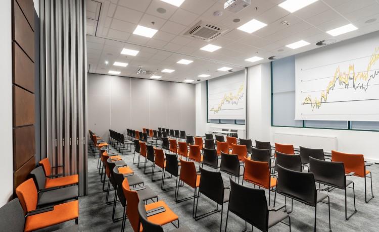 Centrum szkoleniowo-konferencyjne Centrum Konferencyjne WEST GATE / 16