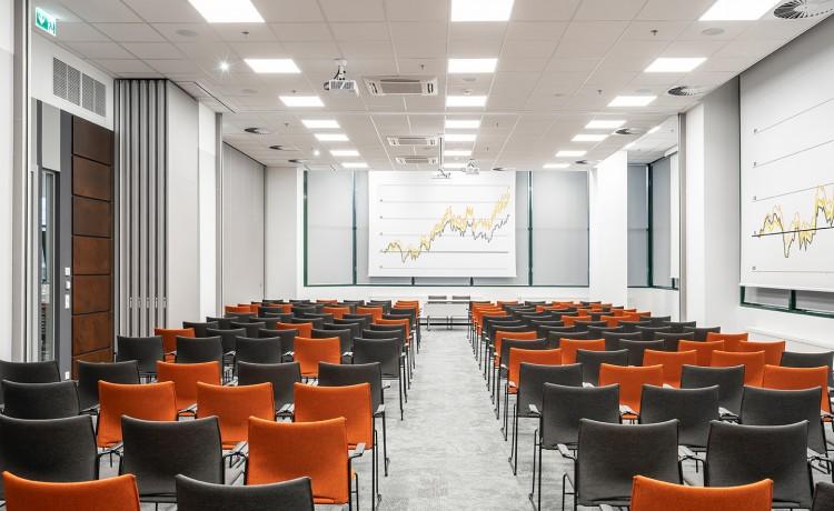 Centrum szkoleniowo-konferencyjne Centrum Konferencyjne WEST GATE / 0