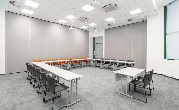Centrum szkoleniowo-konferencyjne Centrum Konferencyjne WEST GATE / 3