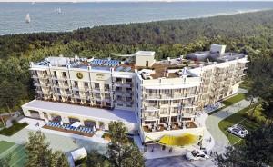 Hotel Juvena Obiekt w budowie / 0
