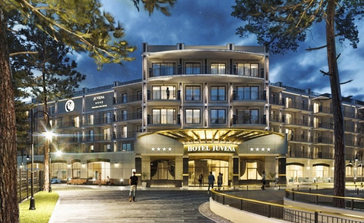 Hotel Juvena