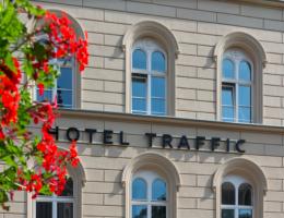 Hotel Traffic Wrocław