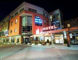 Hotel Centrum w Malborku