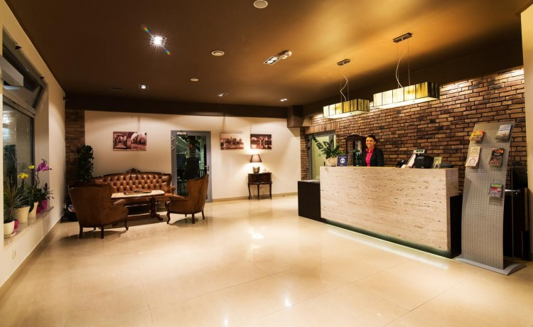 Hotel *** Hotel Centrum w Malborku / 0