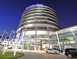 Centrum Konferencyjne Mercedes-Benz