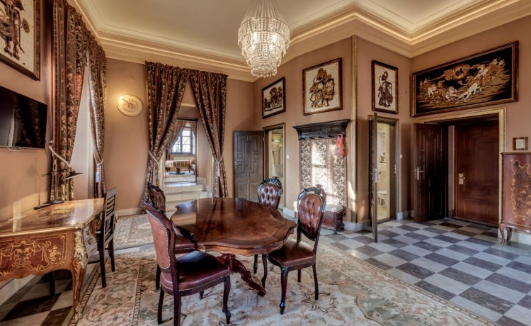 Pałace, dworki, zamki Manor House SPA**** - Pałac Odrowążów***** / 10