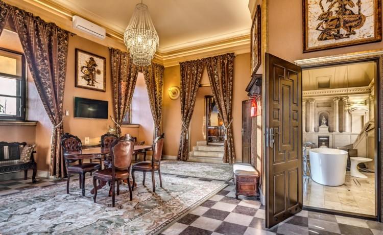 Pałace, dworki, zamki Manor House SPA**** - Pałac Odrowążów***** / 12