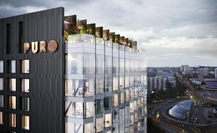 Obiekt w budowie Hotel Puro Katowice / 0