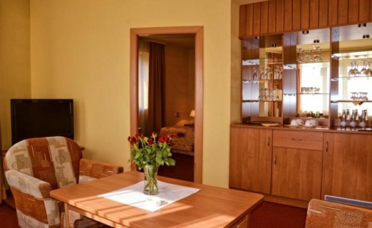 zdjęcie pokoju, Centrum Konferencji i Rekreacji AKWAWIT, Leszno
