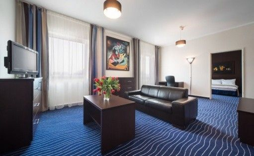 Hotel **** BEST WESTERN Efekt Express Kraków Hotel / 9