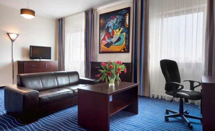 Hotel **** BEST WESTERN Efekt Express Kraków Hotel / 17